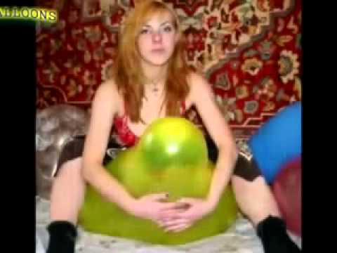 Надули шарик в жопе 139