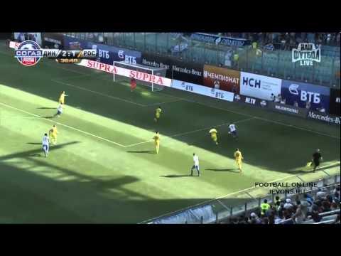 Dinamo Moskow-Rostov 7-3
