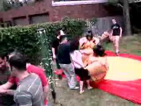 Sumo Wrestling 4 video