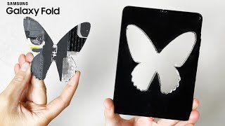 What's inside Samsung Galaxy Fold?
