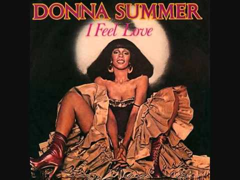 Donna Summer  I Feel Love (french Kiss Remix) video