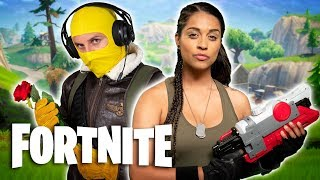 If Fortnite Was a Dating App
