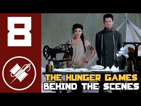 Hunger Games District Voices -  Behind the Scenes