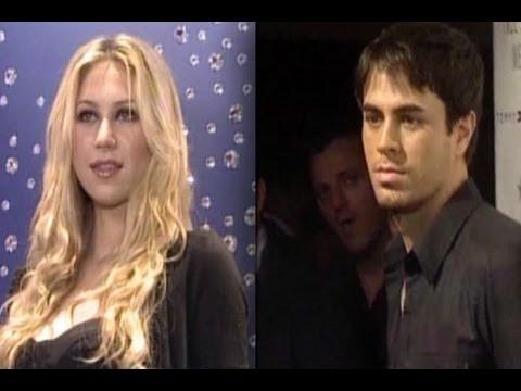 Desmienten la boda de Enrique Iglesias y Kournikova