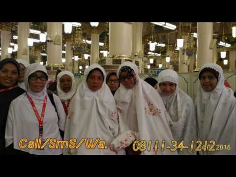 Youtube paket umroh februari 2018 by saudi