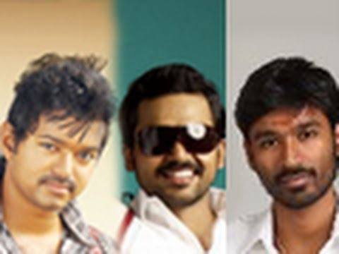 Vijay, Dhanush & Karthi to clash again