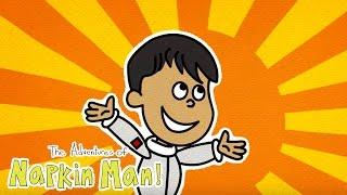 The Adventures of Napkin Man | Adventures Of Napkin Man Special | Season 1| Cartoons For Children