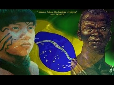 Influ0eancias da cultura africana no brasil