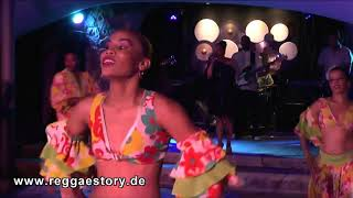 Sega Show - La Pirogue - Flic En Flac - Mauritius - 07.06.2018