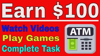 Watch Videos Earn Money Being A Student | A Girl And Work From Home