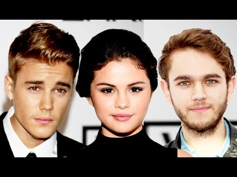 Selena Gomez Love Triangle: Justin Bieber VS Zedd