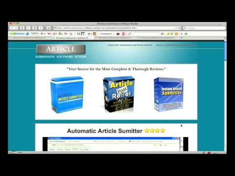 0 Article Submission Software Reviews