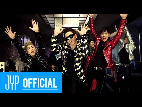 "[M/V] 2PM ""HANDS UP"" from HANDS UP * Find more information about 2PM 2PM Official website : http://2pm.jype.com/ 2PM Official fan community : http://cafe.dau..."