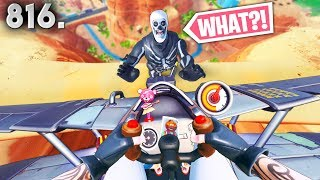 Fortnite Funny WTF Fails and Daily Best Moments Ep.816