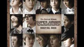 Watch Super Junior A Man In Love video