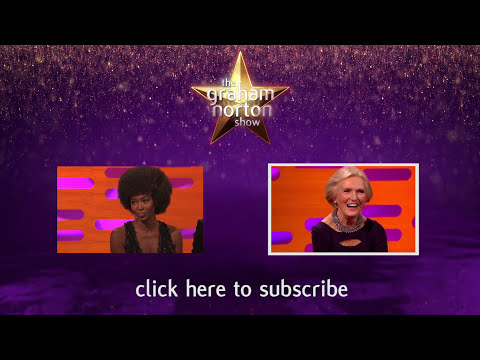 Benedict Cumberbatch's Chewbacca Impersonation - The Graham Norton Show