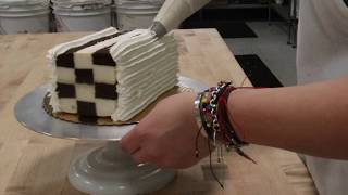 Checkerboard Cake| Fratelli's Feature