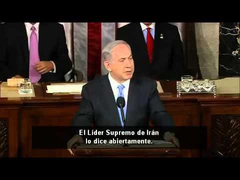 Discurso completo del Primer Ministro Benjamin Netanyahu ante el Congreso.