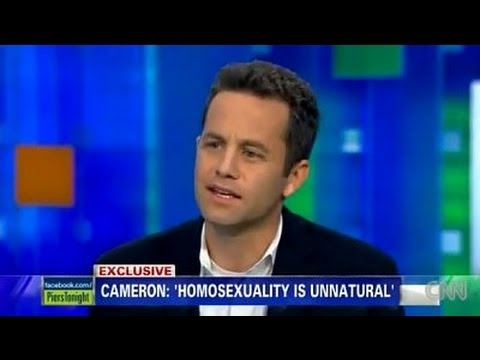 Kirk Cameron Anti-Gay Views Brave? - Piers Morgan