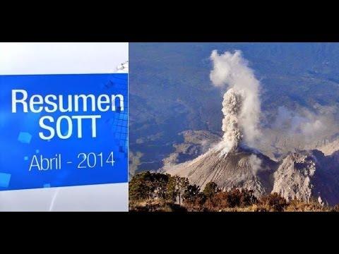Resumen SOTT - Abril 2014: Meteoros, clima extremo y cambios planetarios