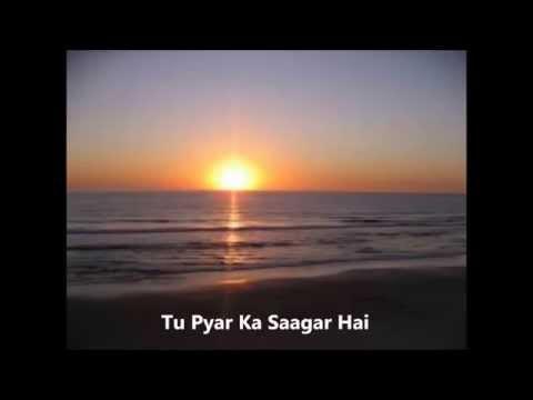 Valorine Melani Sings - Tu Pyar Ka Saagar Hai