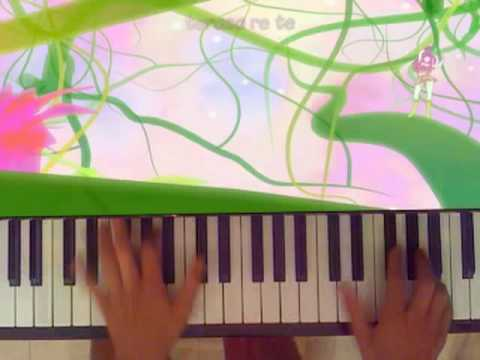 [piano]discotheque - Opening Rosario To Vampire Capu 2 video