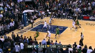 New Orleans Hornets Top 10 Plays of the 2012 Season