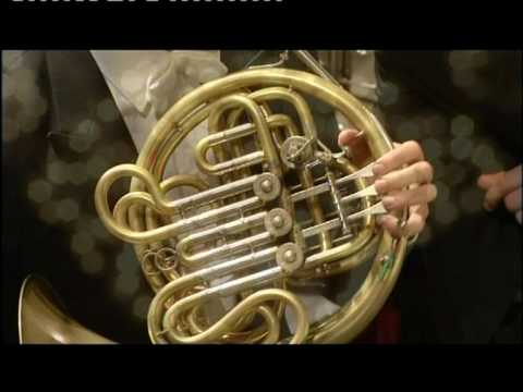 Tchaikovsky's 5th Symphony french horn solo Danilo Stagni