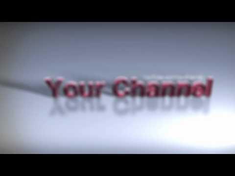 Cinema 4D Template   Clean Intro