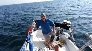 mvru - Sailing on the Lake Ontario on MacGregor 26m (05.26.16)