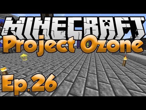"""Wind Generator Farm!"" - Ep. 26 - Minecraft: Project Ozone"