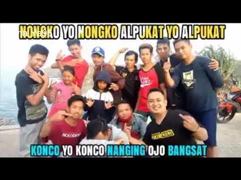 Nongko Yo Nongko ,, Alpukat Yo Alpukat
