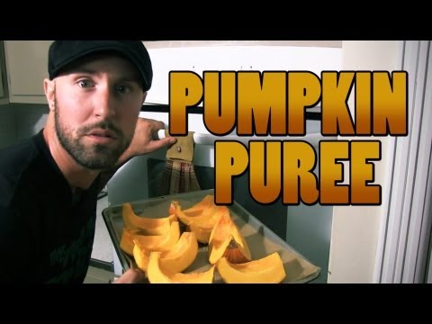 Pumpkin Puree – Cooking with The Vegan Zombie
