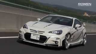 TOYOTA 86 Movie♪  Produced by Rowen Japan.