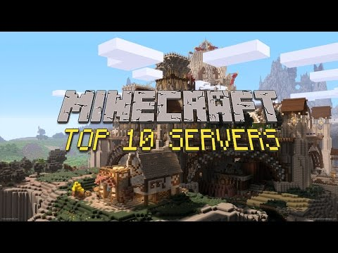 [2016] TOP 10 Minecraft Server Reviews: 1.11 Cracked [NO HAMACHI] 24/7 No whitelist Survival