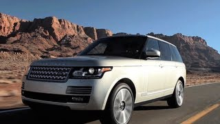 The Next Range Rover, On and Off-Road Review