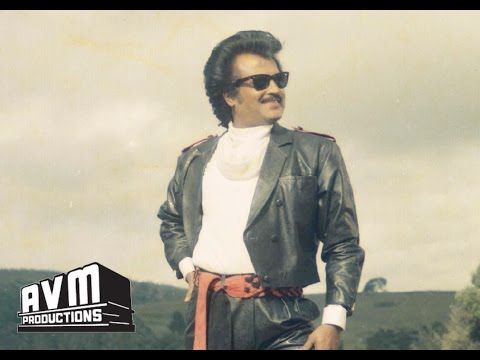 Raja Chinna Roja Song - Superstar Yaarunu Ketta; Rajini Hits video