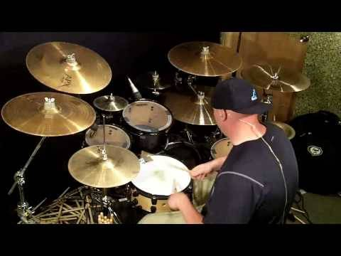 Travie McCoy: Billionaire [Drum Cover] Dean Minerva