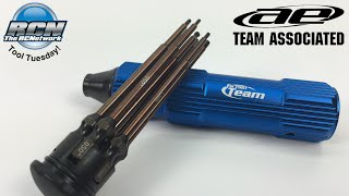 Tool Tuesday EP38 - Team Associated 8pc Driver Set