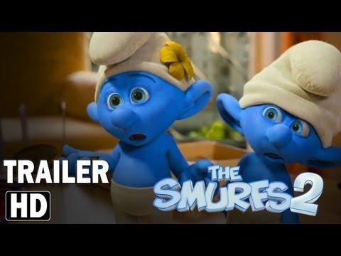 Los Pitufos 2 (The Smurfs 2) Trailer Oficial - Espaol Latino