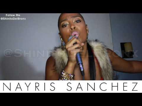 Reconocimiento Y Presentacion De Nayris Sanchez En Marisco Centro NYC2014