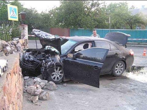 Подборка аварий/дтп. Compilation accidents - part 1