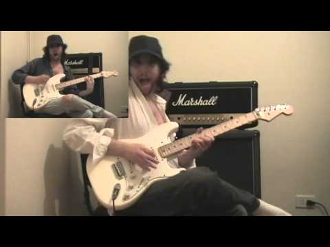 Jason Becker and Marty Friedman Medley by Maxi Vacherand