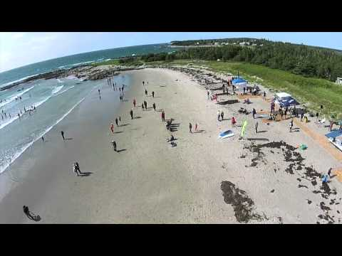 Life Rolls On - Martinique Beach, NS (Short)