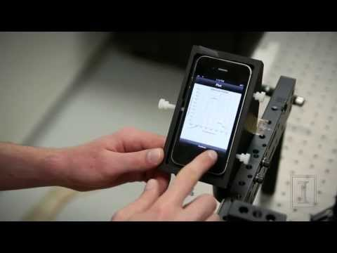 Smartphone Biosensor Demonstration