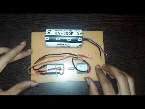 How To Make Free Energy Generator