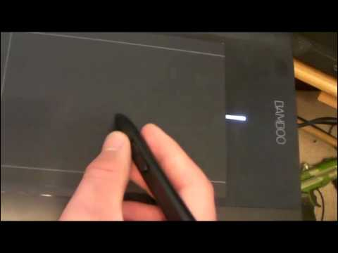 Wacom Bamboo Pen Graphic Tablet Review