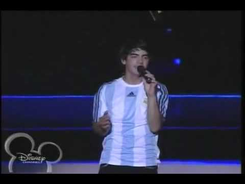 Jonas Brothers Hello Beautiful World Tour 09 Argentina Music Videos