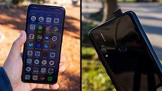 Huawei Y9 prime 2019 Review en español | Cámara Emergente!!!