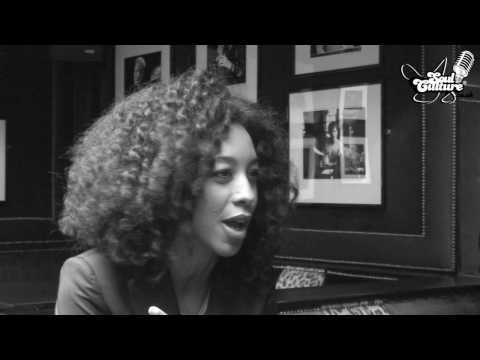 Corinne Bailey Rae inspired by Erykah Badu&Bjork